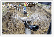 Pipeline Excavation